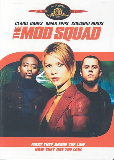 The Mod Squad cover