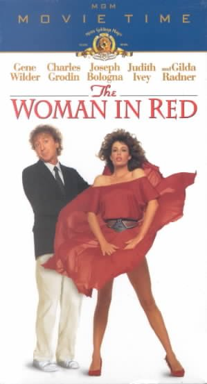 The Woman in Red [VHS] cover