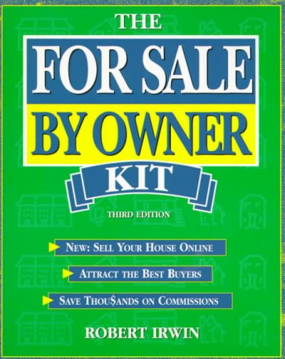 The for Sale by Owner Kit cover