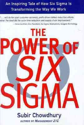 Power of Six Sigma cover
