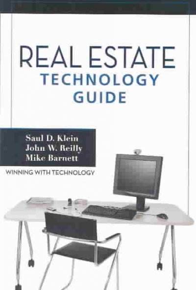 Real Estate Technology Guide cover
