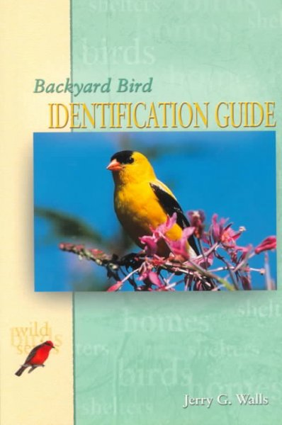 Backyard Bird Identification Guide (T.F.H. Wild Birds Series) cover