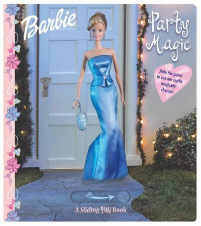 Party Magic: Barb party magic (Barbie) cover