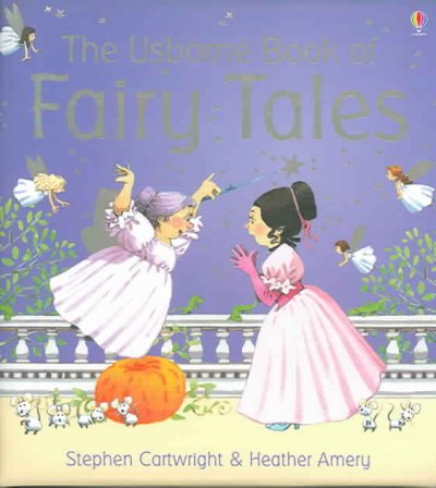 The Usborne Book of Fairy Tales cover