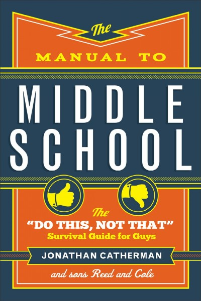 Manual to Middle School cover