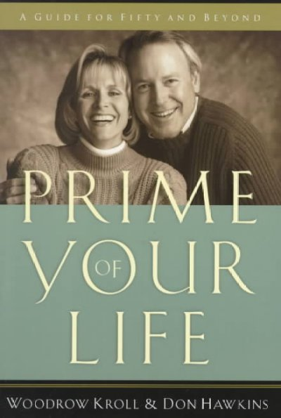 Prime of Your Life: A Guide for Fifty and Beyond cover