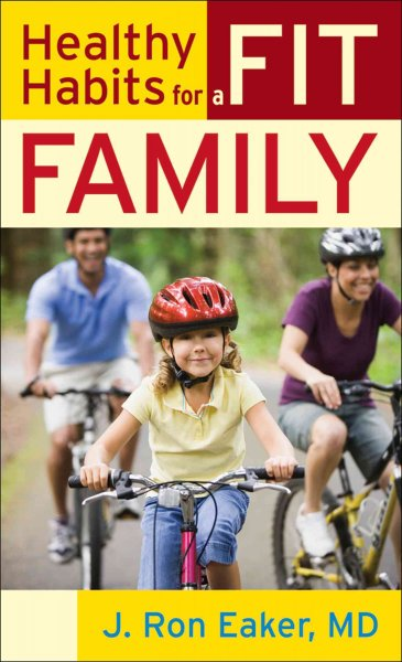Healthy Habits for a Fit Family cover
