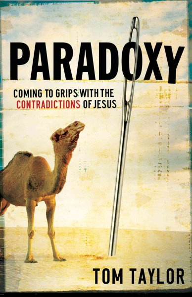 Paradoxy: Coming to Grips with the Contradictions of Jesus cover
