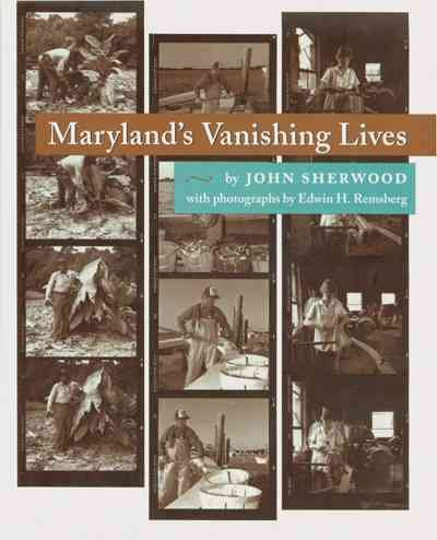 Maryland's Vanishing Lives (Maryland Paperback Bookshelf S) cover