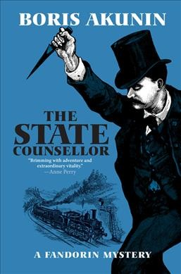 The State Counsellor: A Fandorin Mystery cover