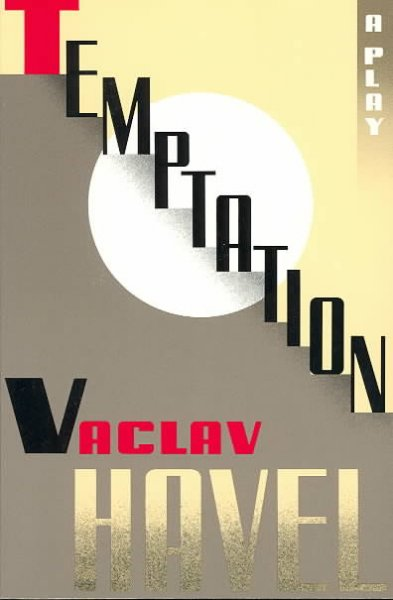 Temptation (Havel, Vaclav) cover