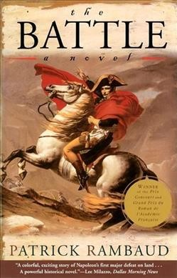 The Battle: A Novel cover