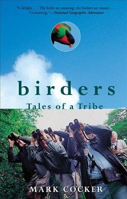Birders: Tales of a Tribe cover