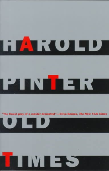 Old Times (Pinter, Harold) cover