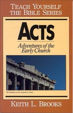 Acts: Adventures of the Early Church (Teach Yourself the Bible) cover