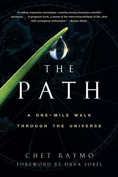 The Path: A One-Mile Walk Through the Universe cover