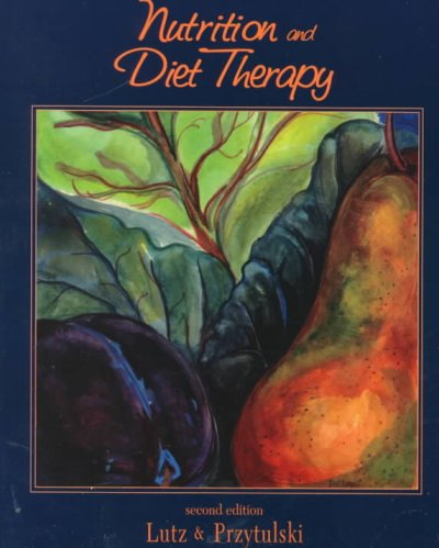 Nutrition and Diet Therapy cover