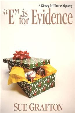 E is for Evidence: A Kinsey Millhone Mystery cover