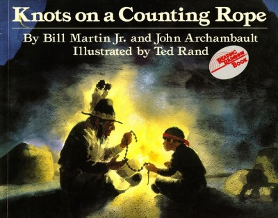 Knots on a Counting Rope (Reading Rainbow Books) cover
