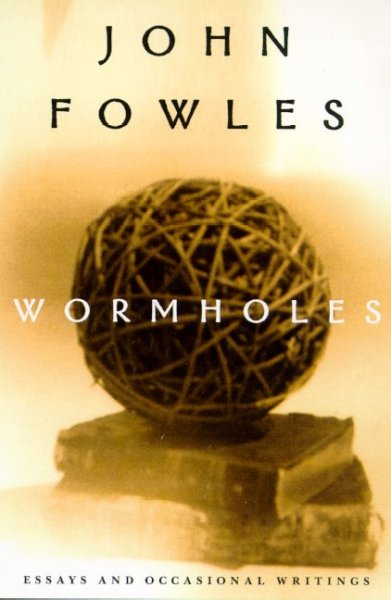 Wormholes: Essays and Occasional Writings cover