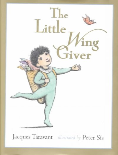 The Little Wing Giver cover