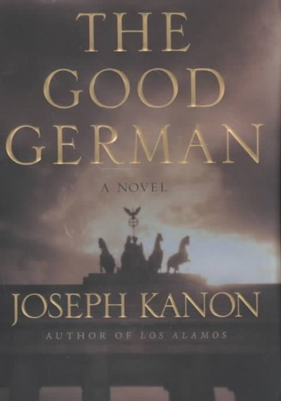The Good German: A Novel cover