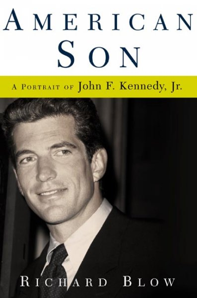 American Son: A Portrait of John F. Kennedy, Jr. cover