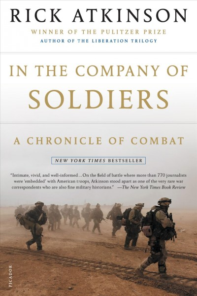 In the Company of Soldiers cover
