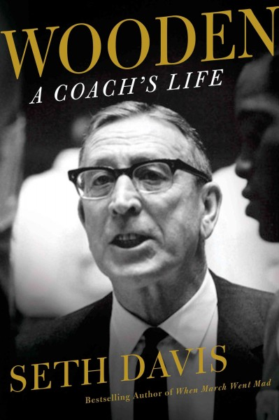 Wooden: A Coach's Life cover