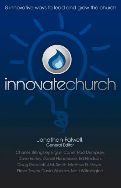InnovateChurch cover