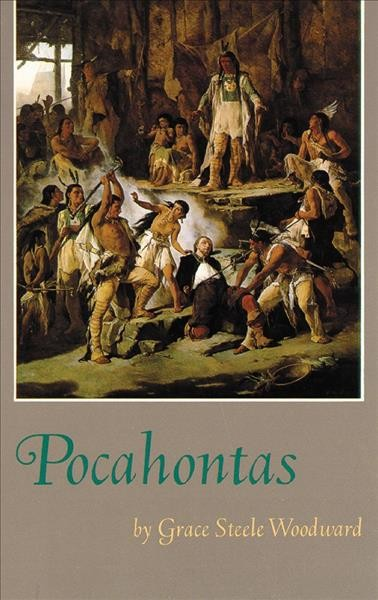 Pocahontas (Volume 93) (The Civilization of the American Indian Series) cover