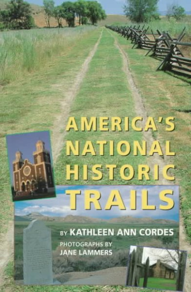 America's National Historic Trails cover