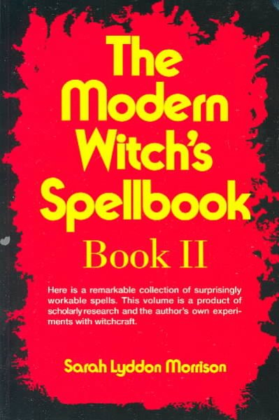 The Modern Witch's Spellbook, Book ll (Bk. 2) cover