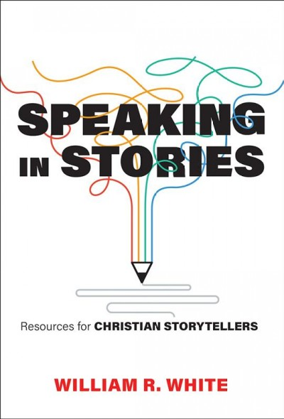 Speaking in Stories cover