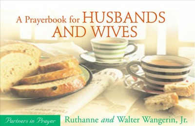 A Prayerbook for Husbands and Wives: Partners in Prayer cover
