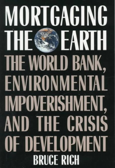 Mortgaging the Earth cover