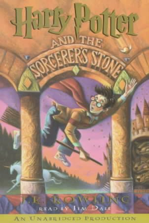 Harry Potter and the Sorcerer's Stone (Book 1) cover
