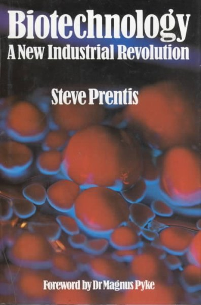 Biotechnology: A New Industrial Revolution cover