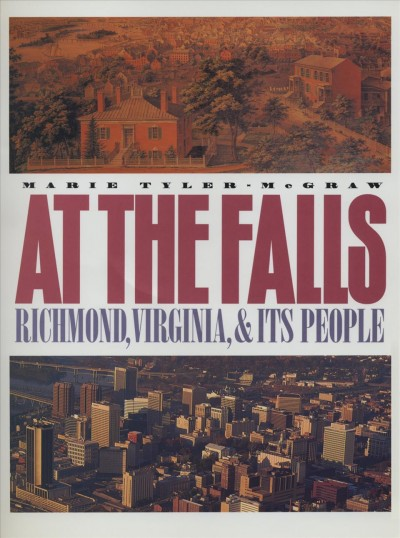 At the Falls: Richmond, Virginia, and Its People cover