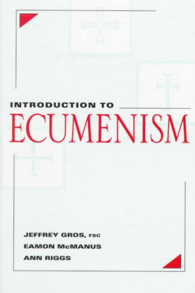 Introduction to Ecumenism cover