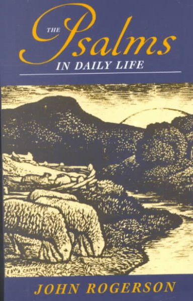 The Psalms in Daily Life cover