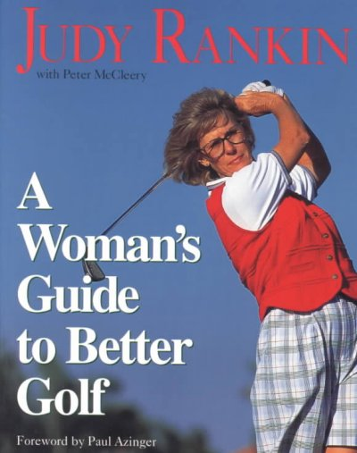 A Woman's Guide to Better Golf cover