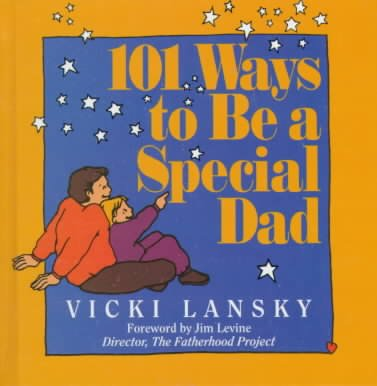 101 Ways to Be a Special Dad cover
