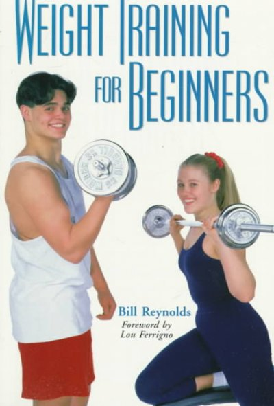 Weight Training for Beginners (v. 1) cover