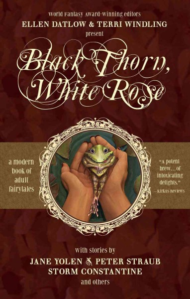 Black Thorn, White Rose cover