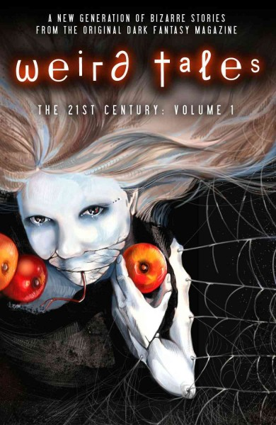 Weird Tales: The 21st Century, Volume 1 cover