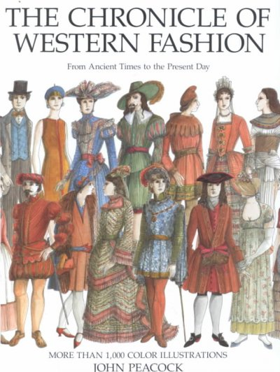 Chronicle of Western Fashion cover