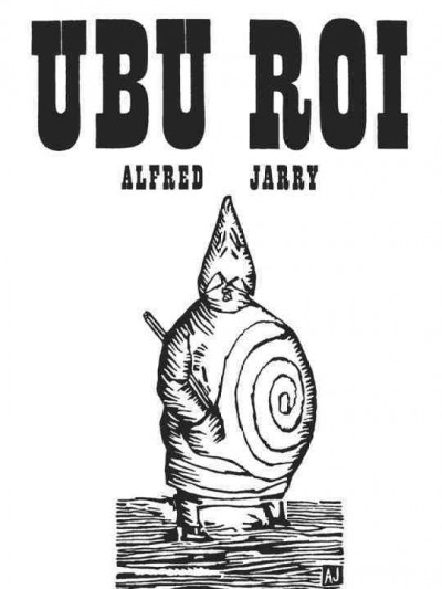 Ubu Roi (New Directions Paperbook) cover