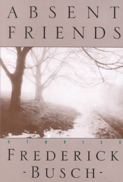 Absent Friends (New Directions Paperbook) cover