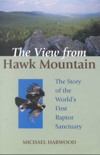 View From Hawk Mountain, The cover